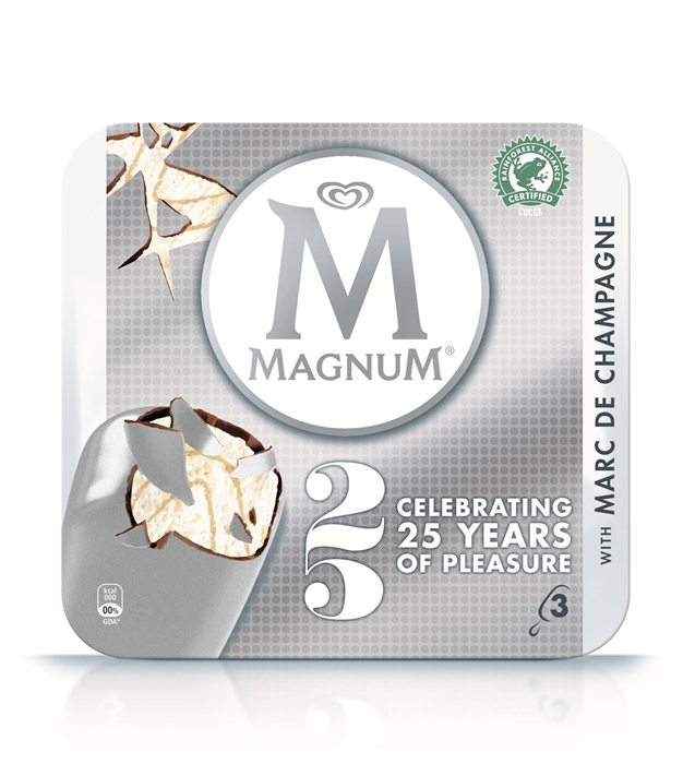 Magnum Limited Edition with Marc De Champagne