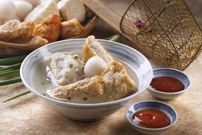 Hakka Yong Tow Foo - CDHF - pls credit Chinatown Food Street