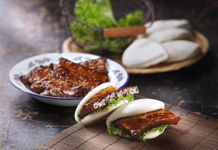 Kong Bak Pau - CDHF - pls credit Chinatown Food Street