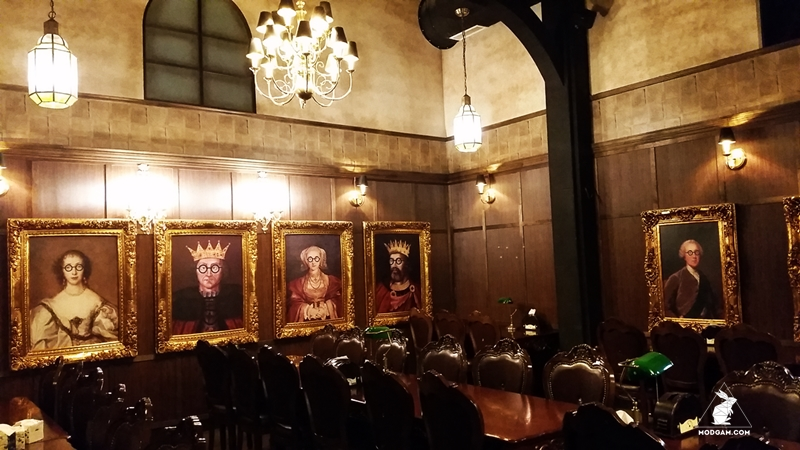 Magic Restaurant (Magic Cafe)
