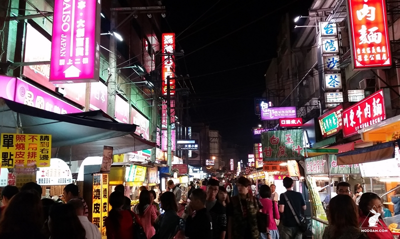 Luodong Night Market 羅東夜市
