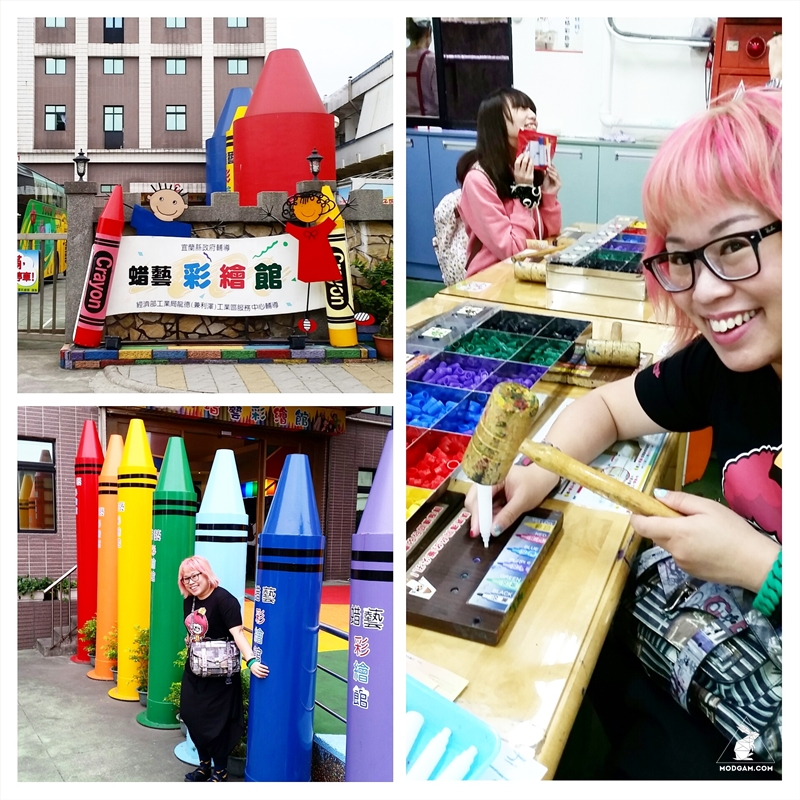 Lucky Art Crayon Factory