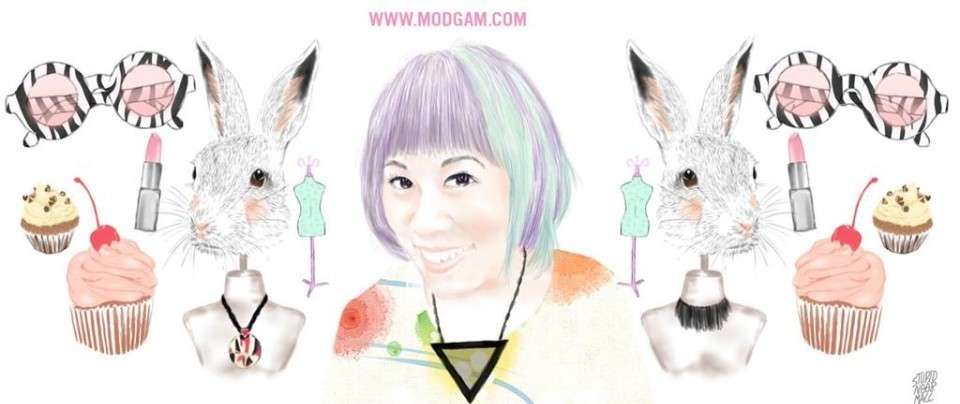 Modgam's playground; Singapore's Lifestyle, Fashion, and Food Blog!