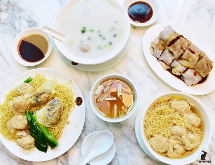 Ho Hung Kee Congee and Noodle Shop 何洪记