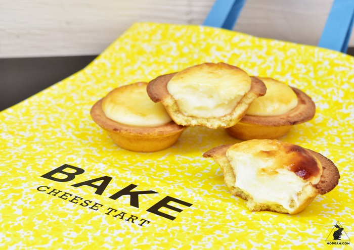bake cheese tart hk