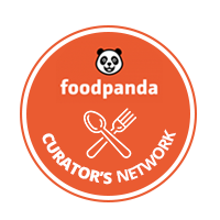foodpanda Curators Network Logo SG