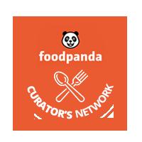 foodpanda Curators Network Logo SG