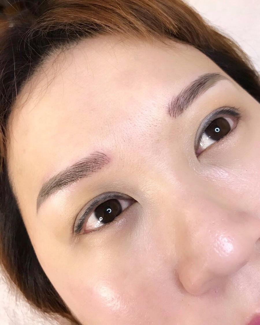 Eyebrow Embroidery Singapore, Eyebrow